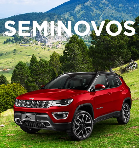 Jeep Via Motors Seminovos